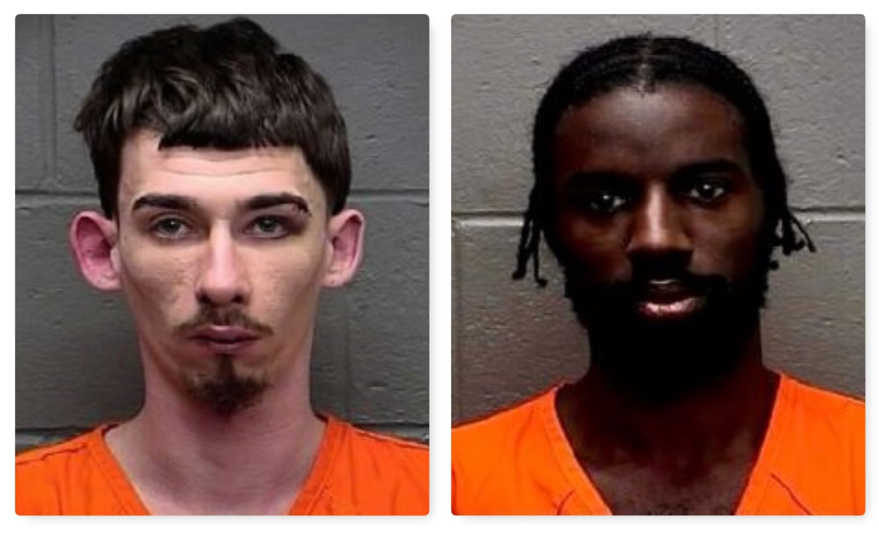 Two arrested in shooting of man in casino valet area